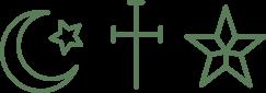 Religions Icons