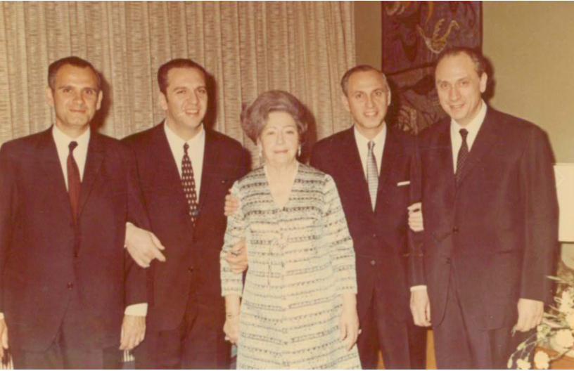The Recanati Family Story, 2020 (Hebrew)