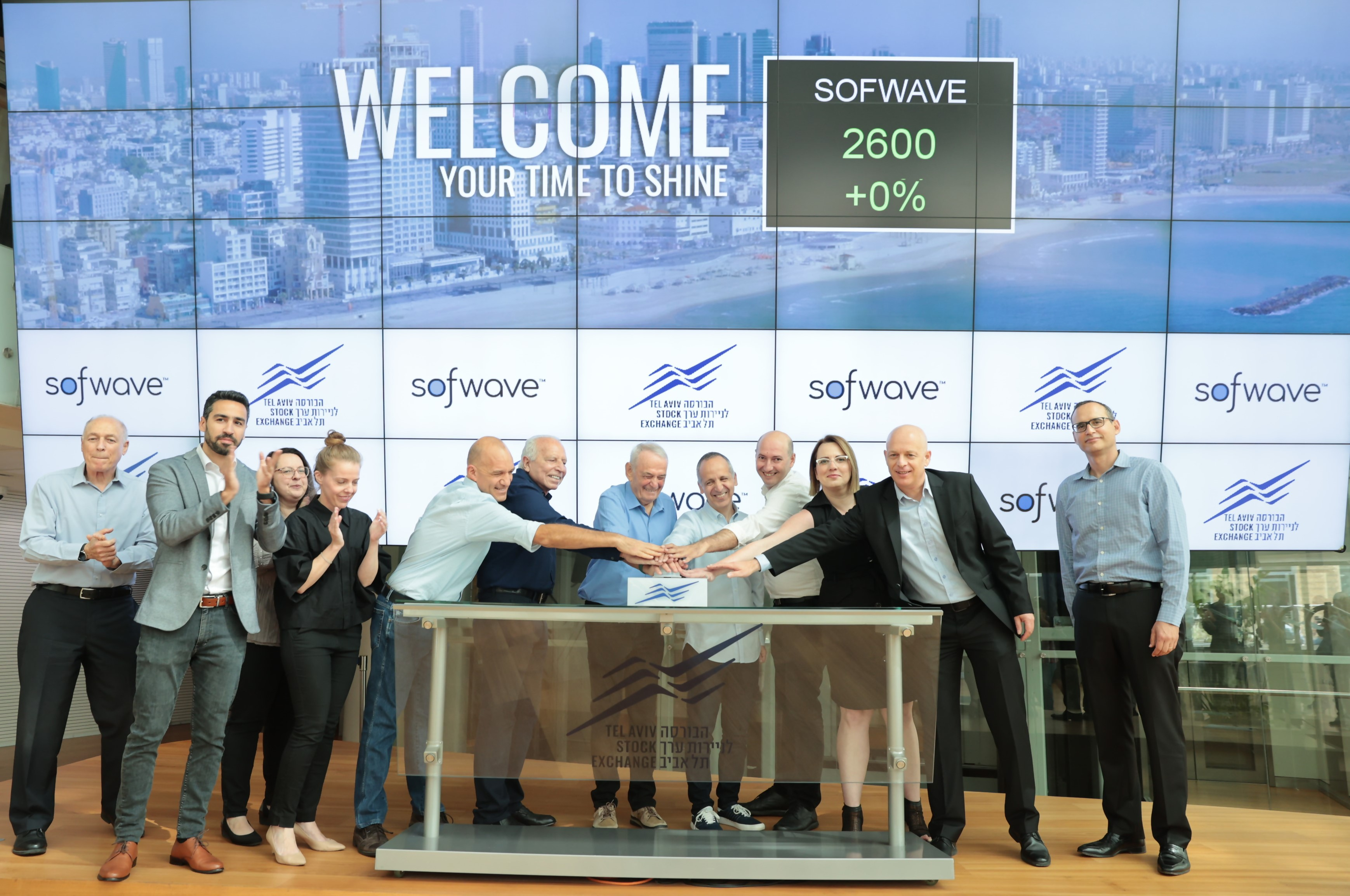 Sofwave™ Raises $50M and Completes Initial Public Offering on the Tel Aviv Stock Exchange